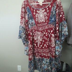 Flying tomato Boho dress